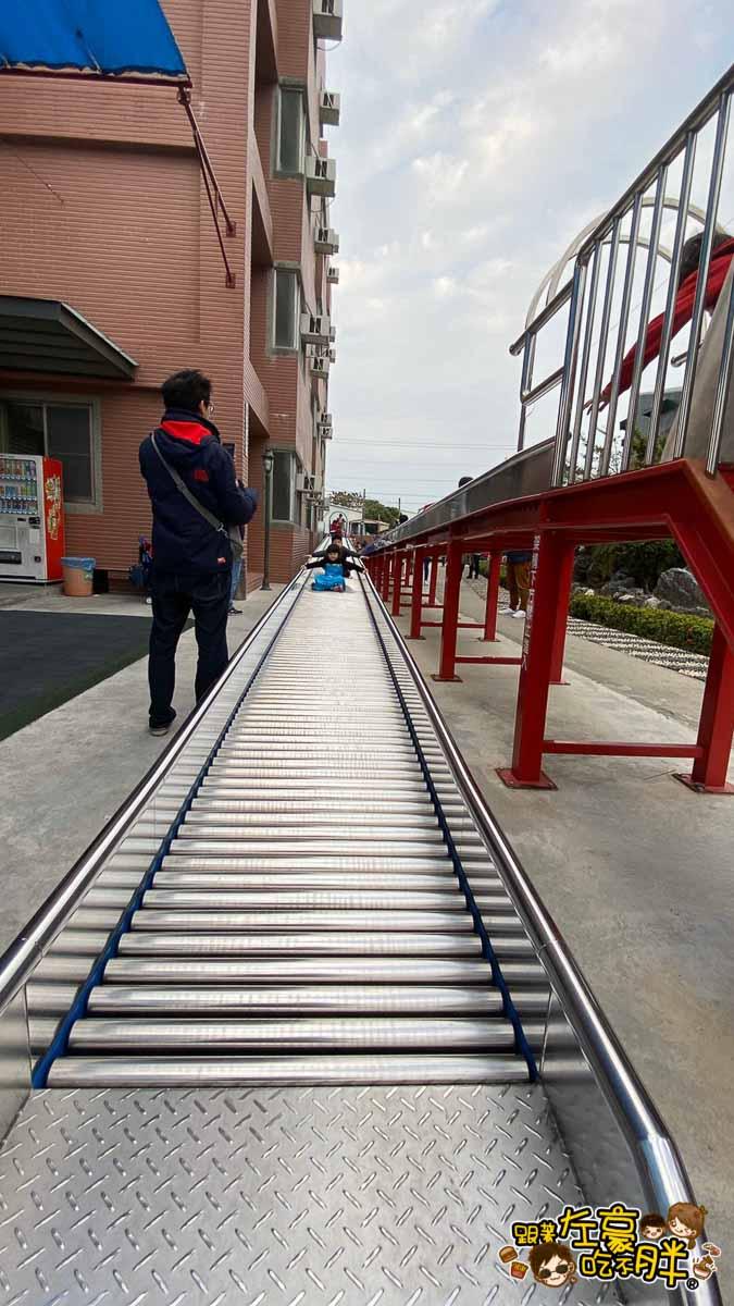 台南旅遊 台南代天府十八層地獄溜滑梯沙坑-64