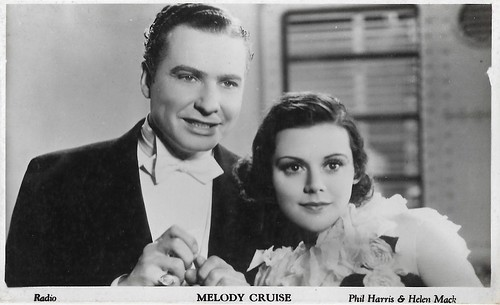 Phil Harris and Helen Mack in Melody Cruise