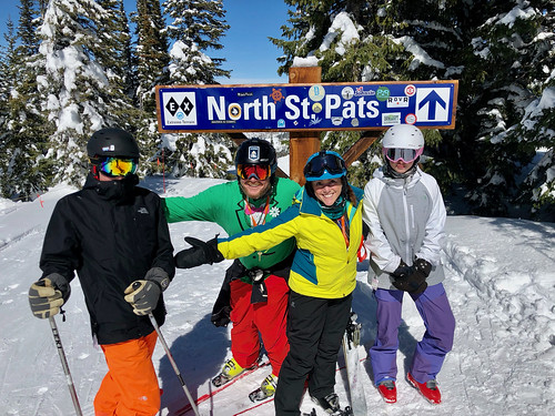 Spring Skiing in Steamboat