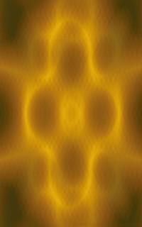 Mandala art golden shine wallpaper