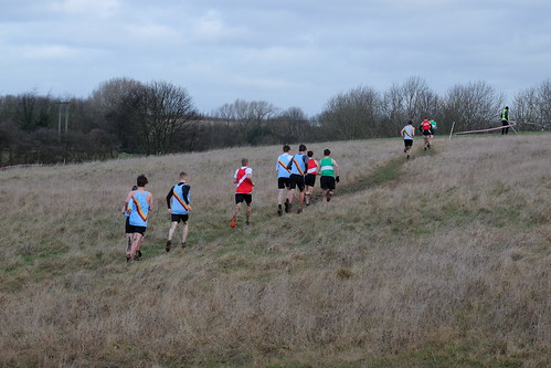 South Yorkshire Schools Cross Country 01/02/2020