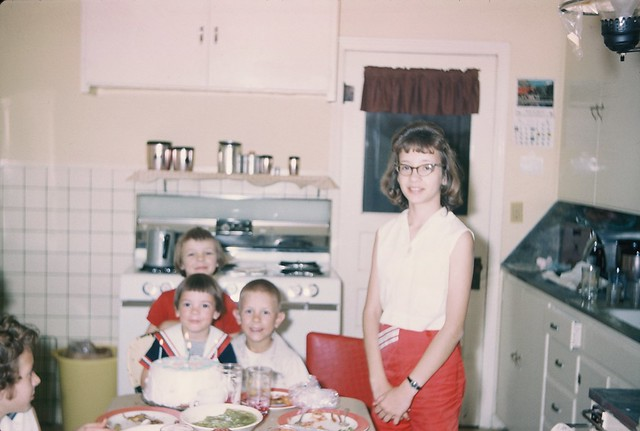 Susie's Fourth Birthday