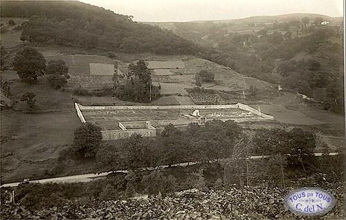 1927 - Cementerio de Cangas en Arayón