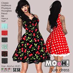 Sue dress