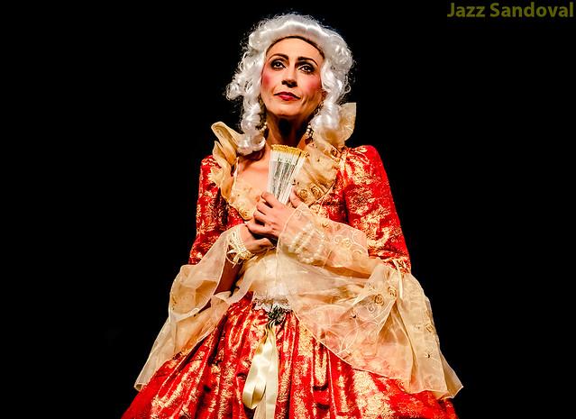La nozze di Figaro, ensayo general. 108. Arrecife, Lanzarote, julio 2019.