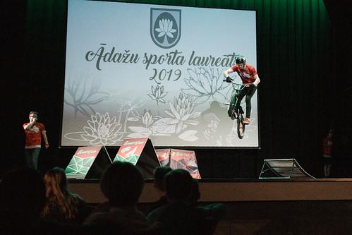 Ādažu Sporta laureāts 2020 foto Laima Jātniece