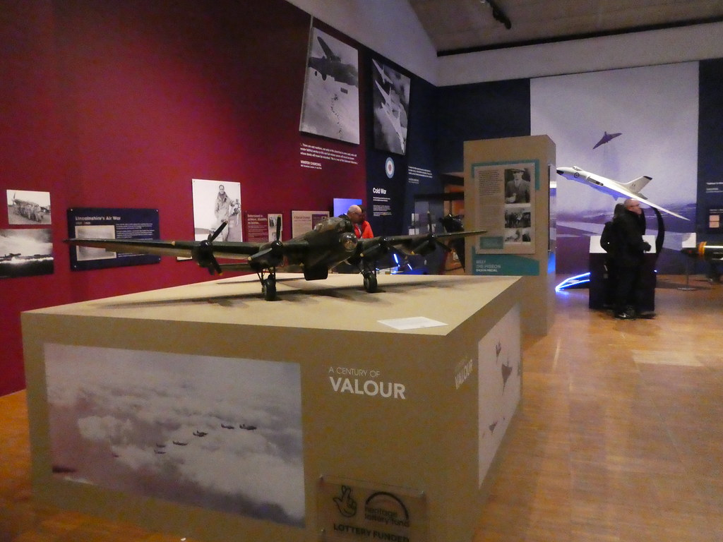 Century of Valour exhibition taking place in the Collection Museum, Lincoln