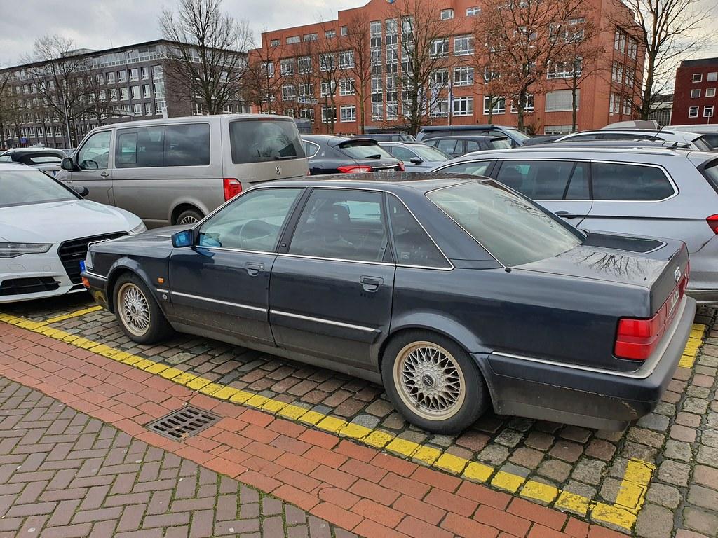 Kelebihan Audi V8 Quattro Spesifikasi