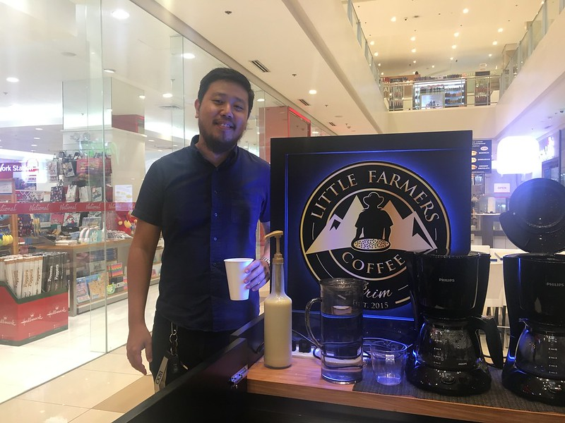 Little Farmers Coffee Brim, Ayala Malls the 30th