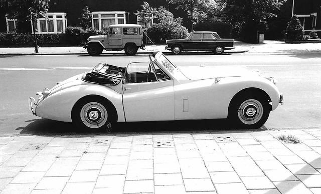Jaguar XK120 Drophead Coupé 1954