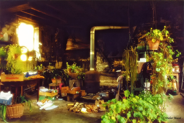 L'ancien atelier du forgeron Lefrançois