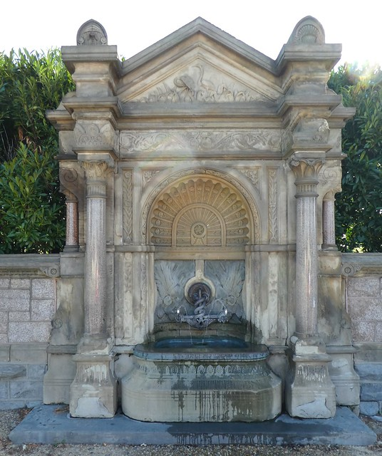 Washington, DC - Olmsted Drinking Fountain
