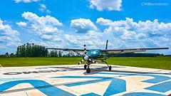 Avião de paraquedista