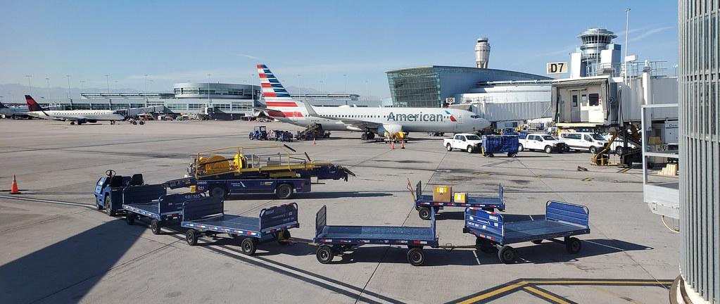 McCarran International Airport, Concourse D