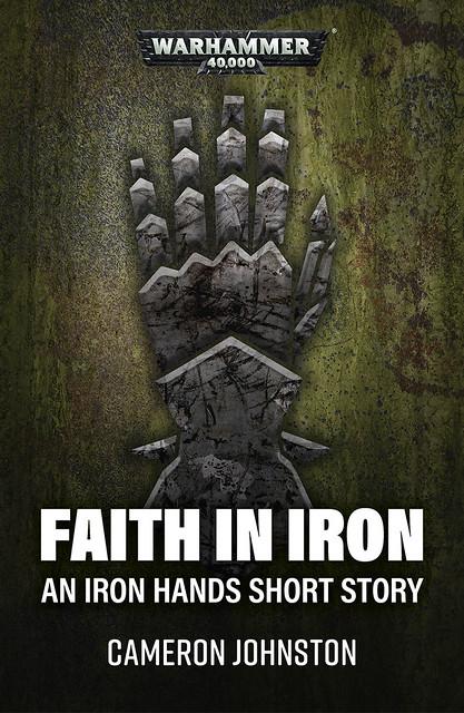 «Вера в железо», Кэмерон Джонстон | Faith in Iron by Cameron Johnston