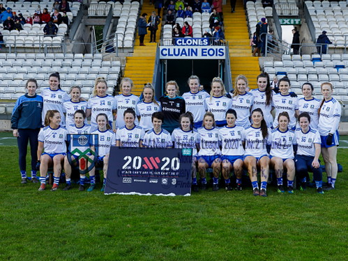 Monaghan v Clare - Ladies NFL 2020