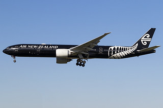 Air New Zealand B77W ZK-OKQ | by Maarten Dols