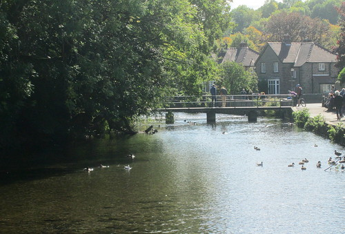 Bridge at Bakewell, Derbyshire