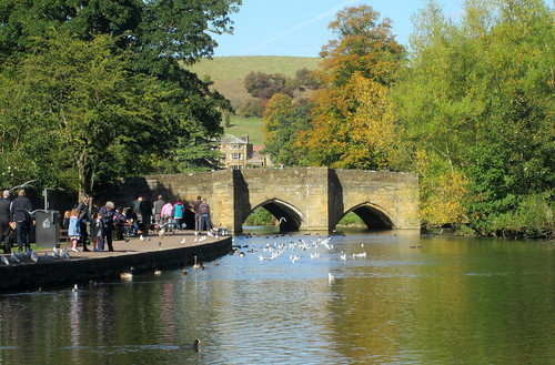 Old Bridge, Bakewell, Derbyshire