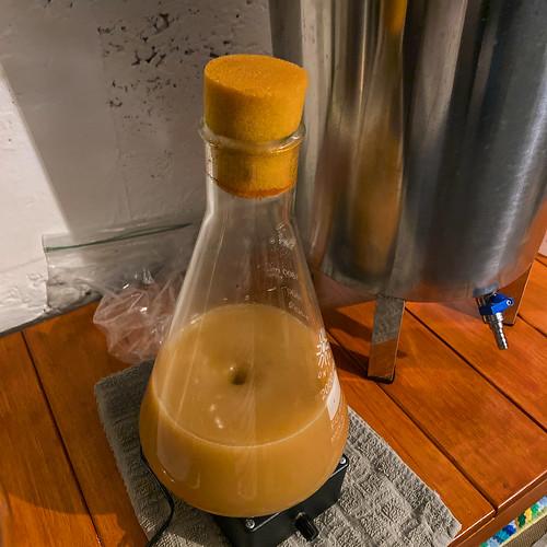 Honestatis (Mk. IX) brew day