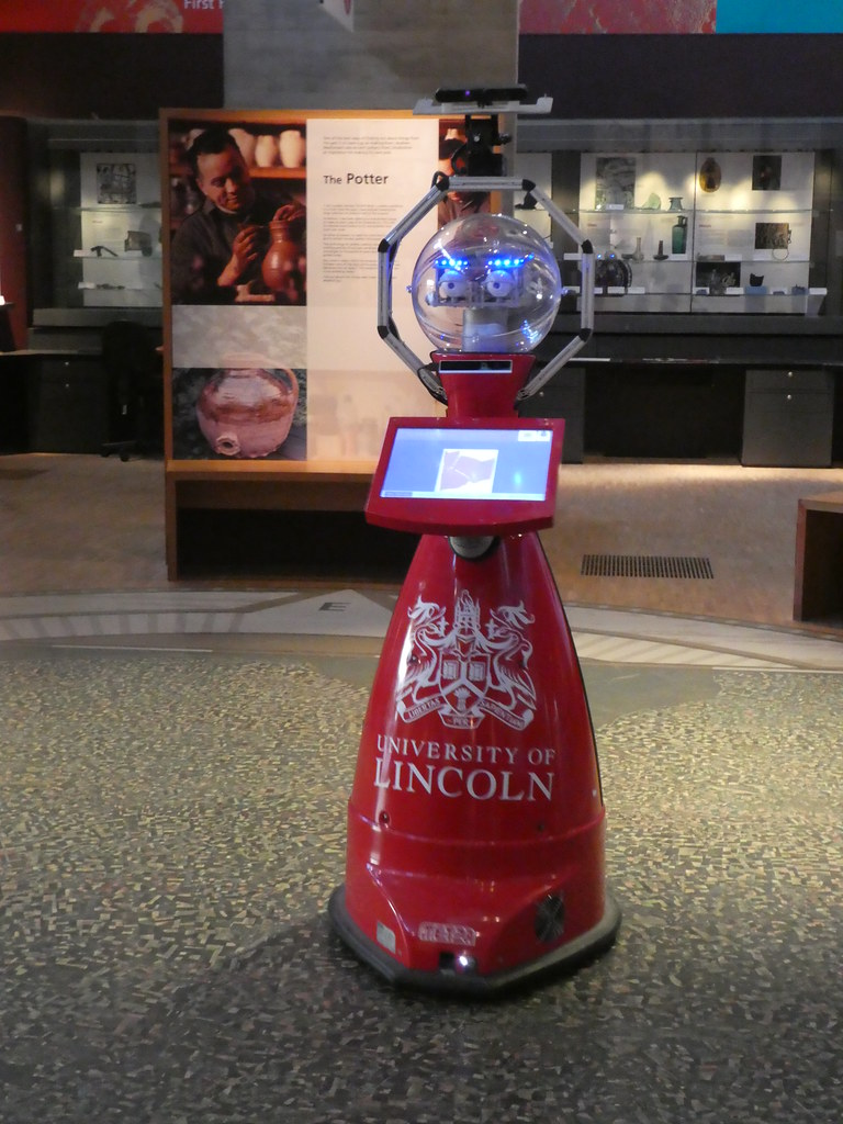 University of Lincoln Robot