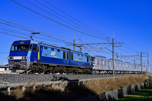 甲172 9392レ 長野電鉄譲渡輸送