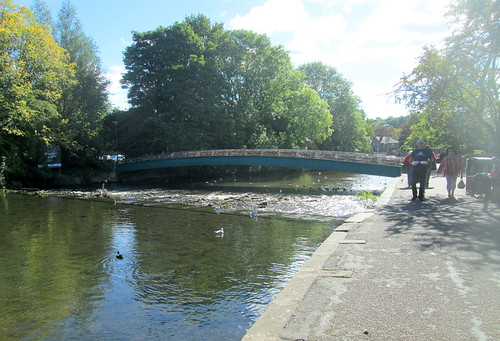 Bridge, Bakewell, Derbyshire