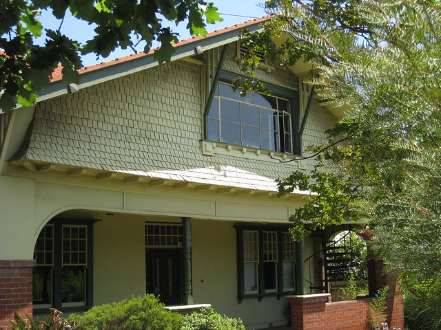 An Arts and Crafts Bungalow - North Caulfield
