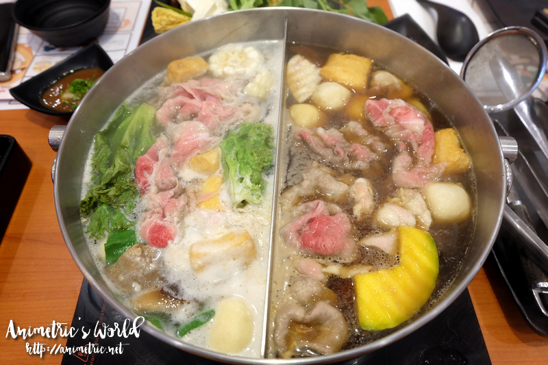 Suki-Ya Eat All You Can Sukiyaki and Shabu Shabu
