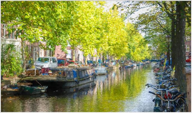 An Impression of Amsterdam