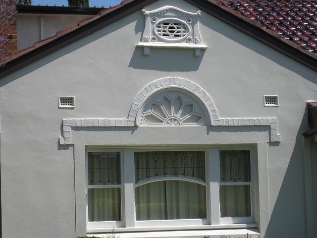 A Spanish Mission Style Villa in White - East St Kilda