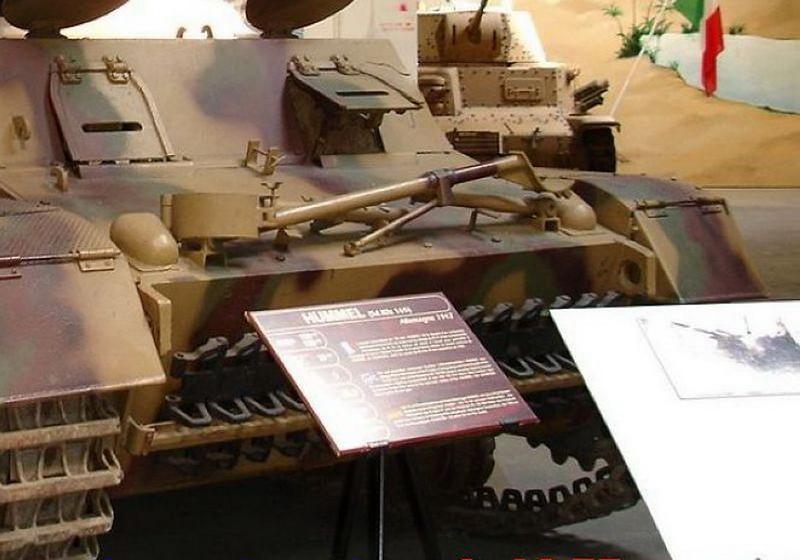 Jagdpanzer Hummel 4