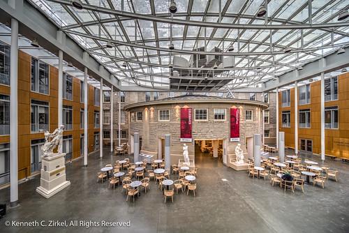 Cornell University Klarman Hall