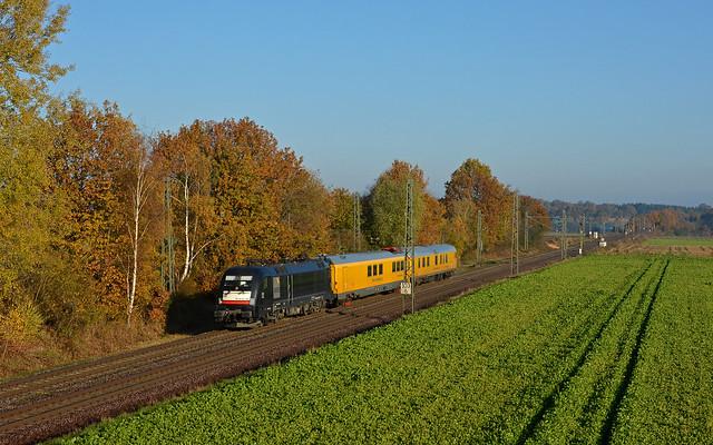DB Netz MRCE ES64U2-024 - Emmendorf