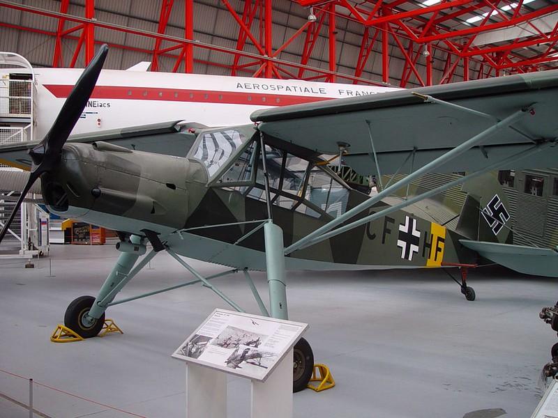 Fieseler Fi 156 Storch 9