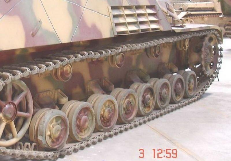 Jagdpanzer Hummel 9