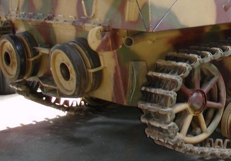 Jagdpanzer Hummel 8