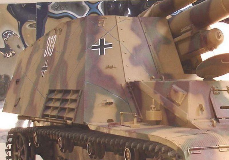 Jagdpanzer Hummel 5