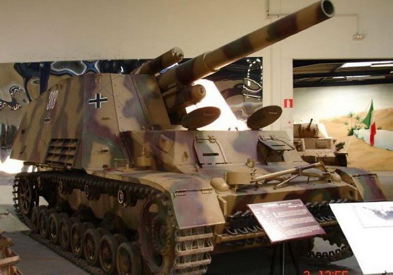 Jagdpanzer Hummel 1