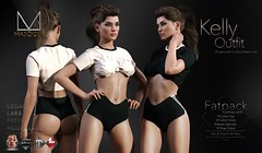 [[ Masoom ]] Kelly Outfit AD @ Fameshed