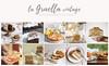 BIZCOCHOS/CAKES by la GRAELLA vintage