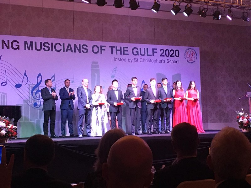 Young Musician of the Gulf 2020