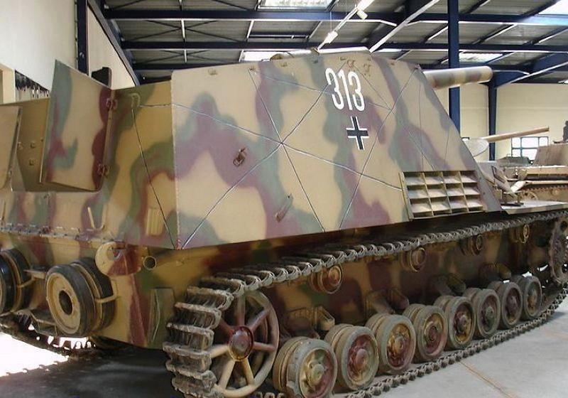 Jagdpanzer Hummel 2