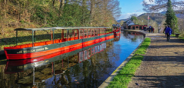 Canal Reflections 2
