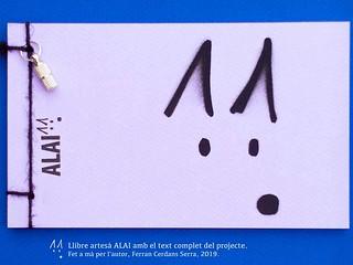 Llibre No Ficció artesà Alai és alegria