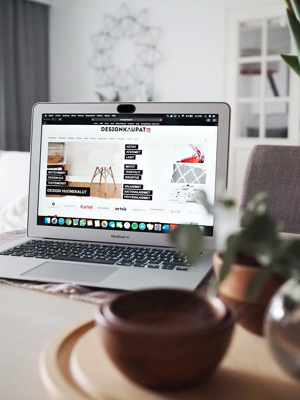 designkaupat-netissä