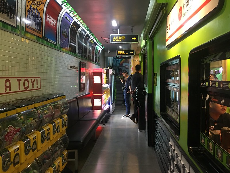 Seoul Train, Tomas Morato