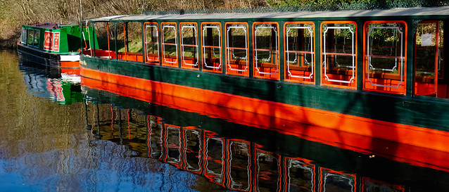 Canal Reflections 3