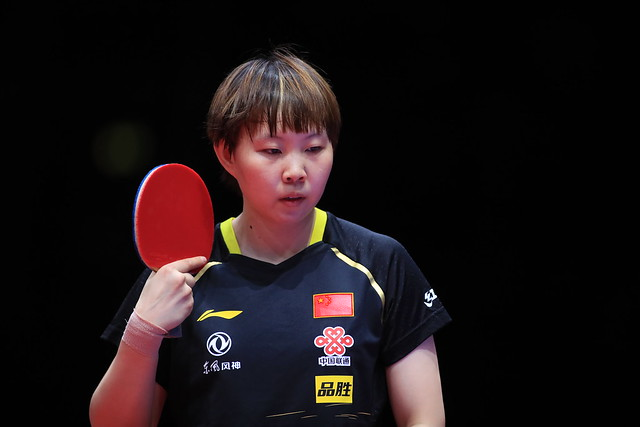 Day 4 - 2020 ITTF World Tour German Open