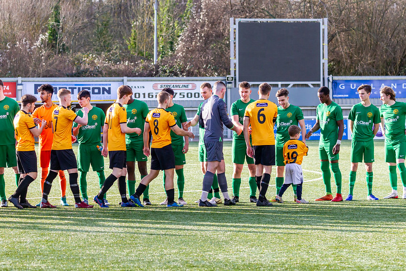 Maidstone Utd U23's vs Sevenoaks Town Reserves